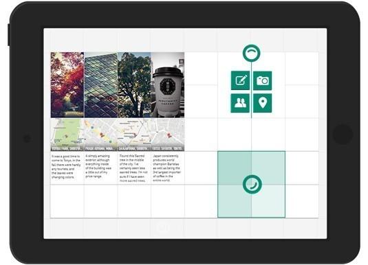 11个最好的UI设计心理健康手抄报设计图图片
