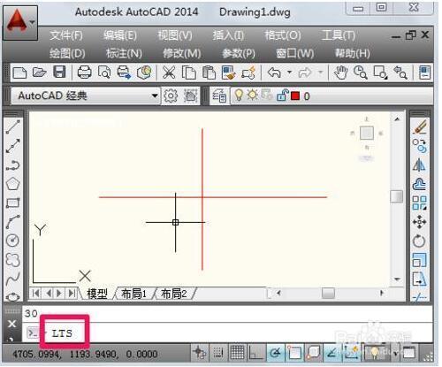 cad2014中设置中心线cad箭头用户图片