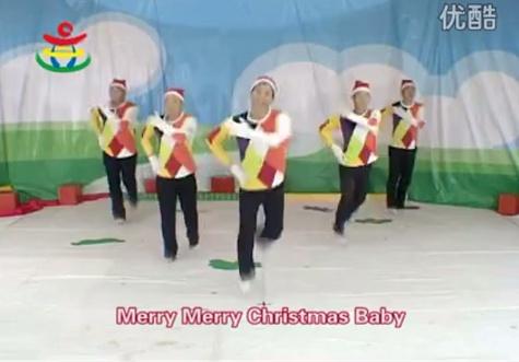 幼儿园小班器械早操 10 美丽美丽圣诞节_合并文件