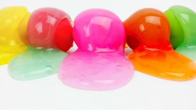 彩色水晶彩泥彩虹棒棒糖 熊出没猪猪侠