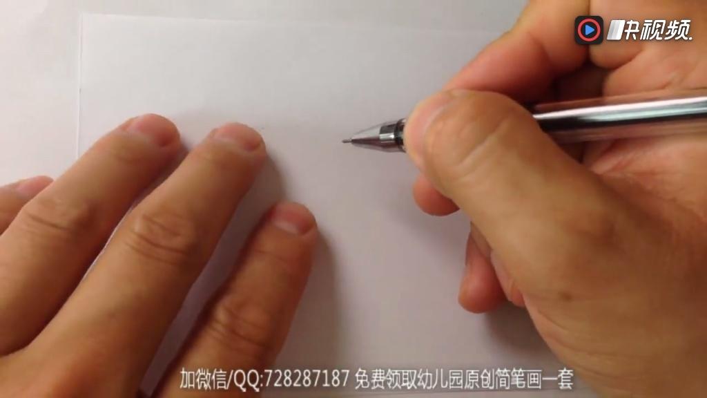 幼儿园大班儿童简笔画_师讯网_卡通恐龙的画法