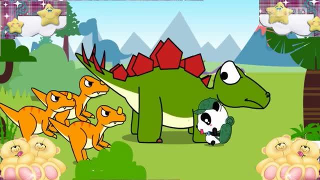 恐龙世界 侏罗纪公园国语版 恐龙总动员 恐龙当家 恐龙动画片【酷玩.图片
