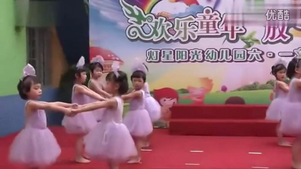 儿童舞蹈视频大全连续播放 《可爱娃娃》