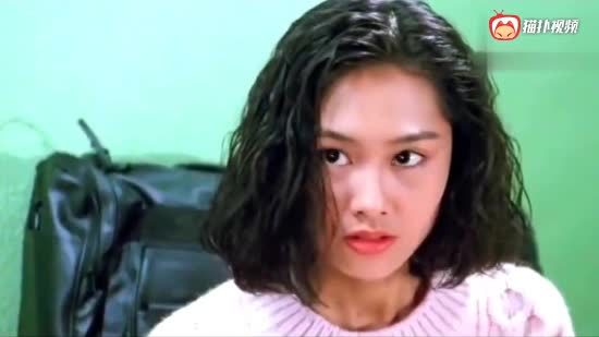 《逃学威龙2》当年的朱茵真是太美了!图片