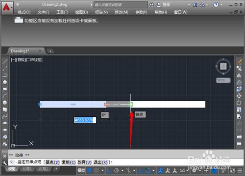 在CAD里成为直线与内容没有一条线?cad布局复制'圆弧合并以后图片