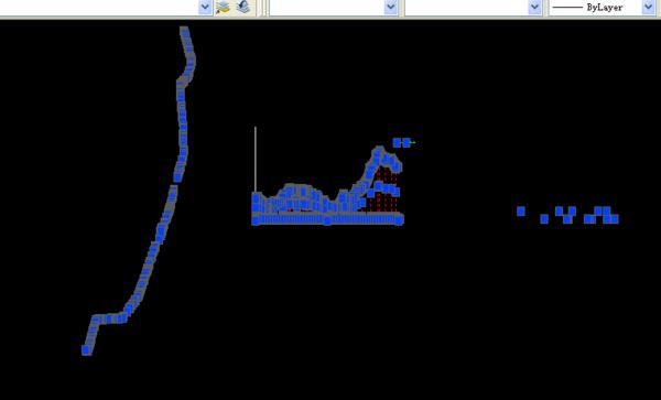 CAD进行画图整个图删除选中cad的如何比例中因子v比例图片