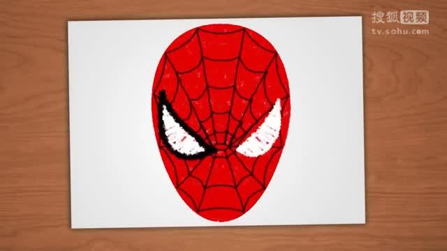 学习画画!画蜘蛛侠绿巨人小黄人 !~~ 玩具 视频 亲子 游戏!视频