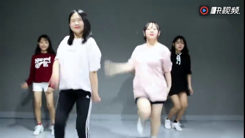 舞蹈fitz and the tantrums - 《handclap》舞蹈练习室,简单又好学!