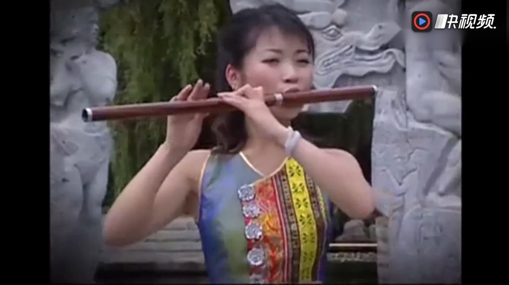 李贵中老师巴乌独奏 有一个美丽的地方 优美动听 让人陶醉