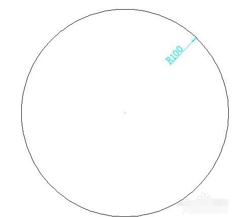 CAD画设置长度的弧线cad中怎样已知的点图片
