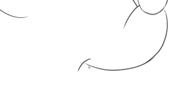 [小林简笔画]如何绘画动画片《米奇妙妙屋》中的可爱米老鼠卡通动漫简