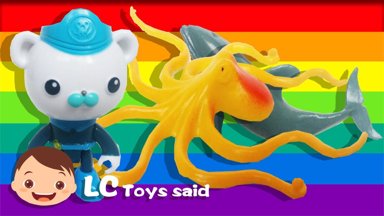 玩具小章鱼营救纵队和亲子,故事海豚奇趣种子-梁臣的玩具说-梁臣和.海底无删减版蝙蝠图片