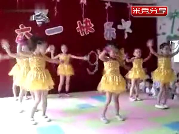 幼儿舞蹈  b>快乐天使 /b> 儿童舞蹈 幼儿园舞蹈 少.