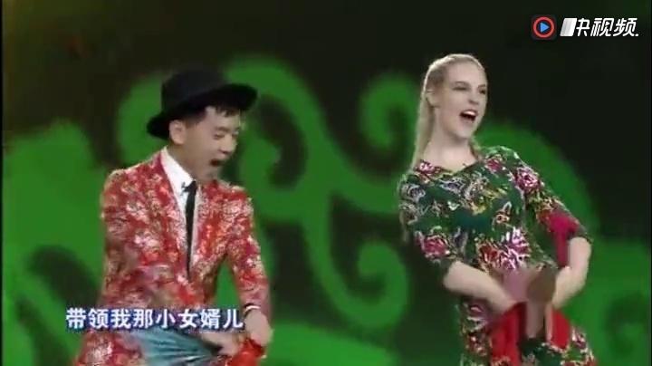 二人转《小拜年》江南 王帅
