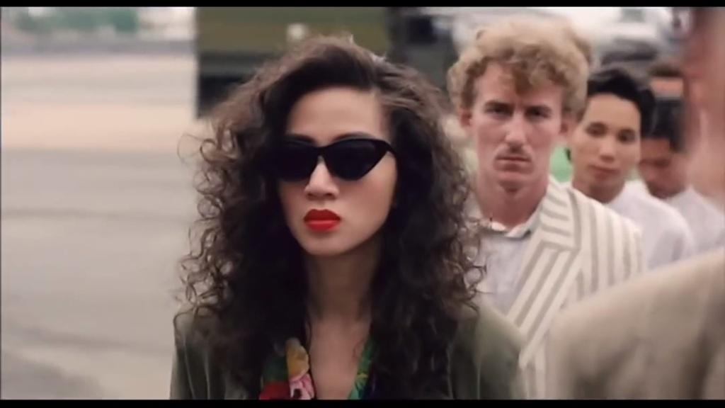 【香港电影】英雄本色3 梅艳芳周润发完美演绎经典《夕阳之歌》法国