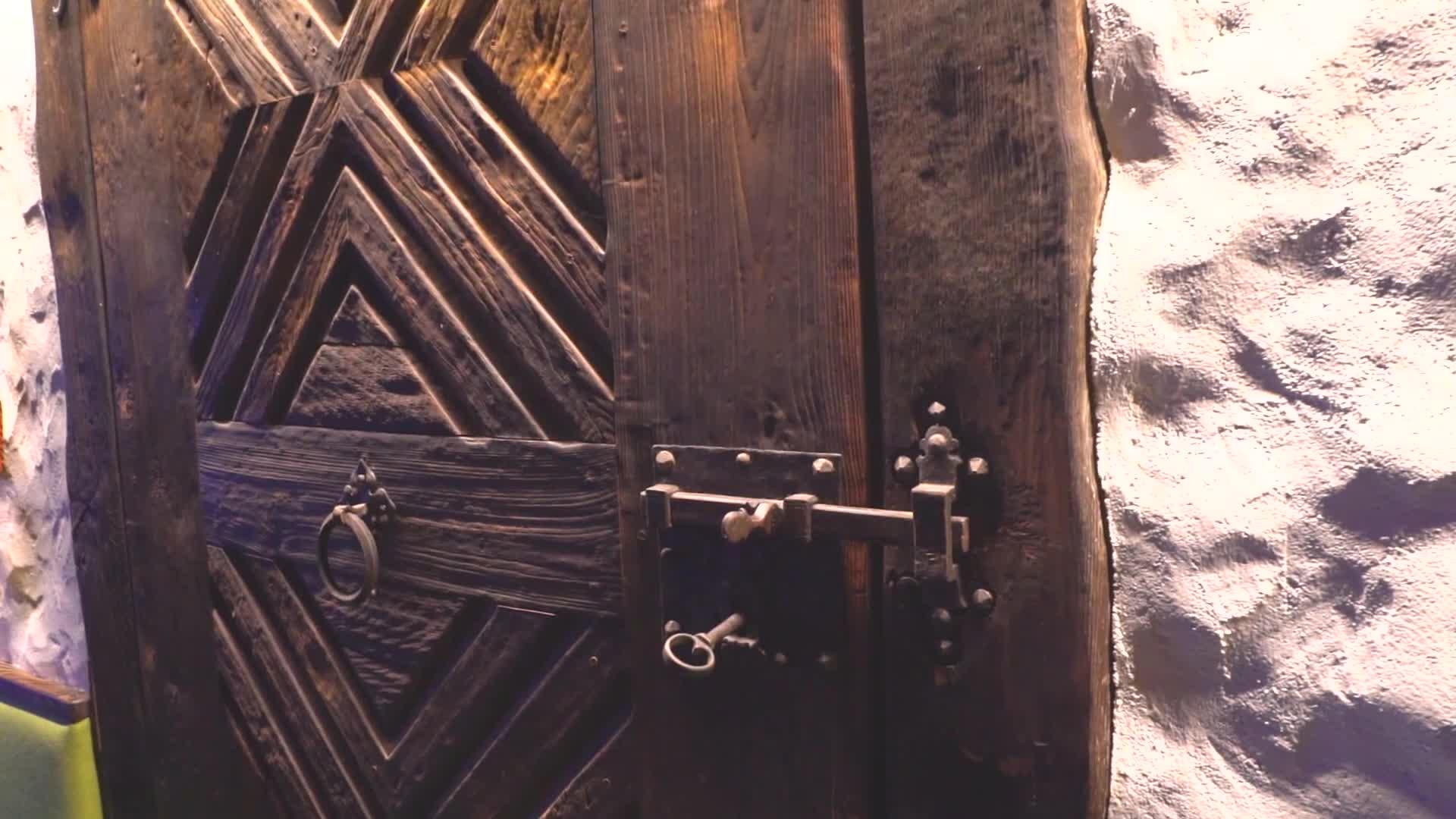 瑞士小木屋牛铃
