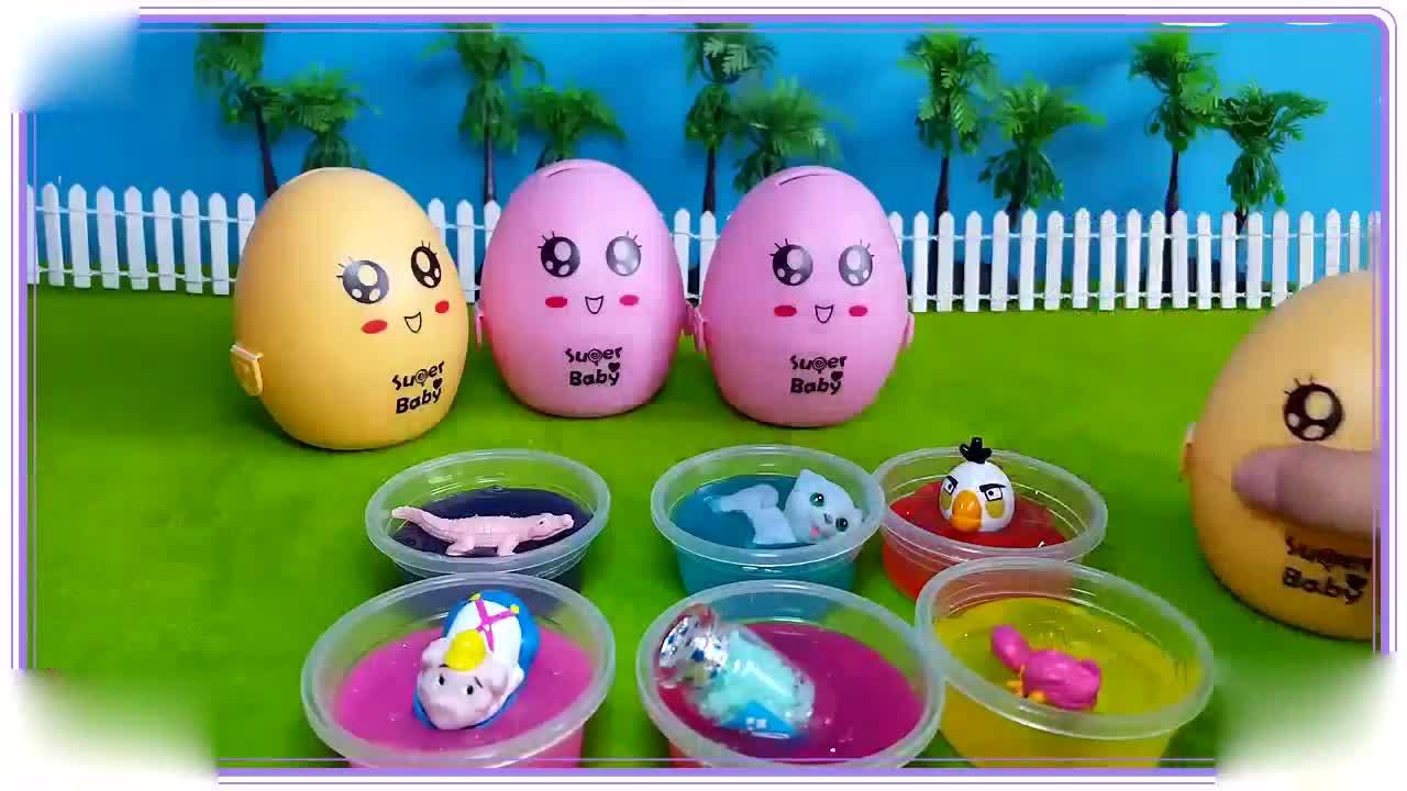 小羊肖恩与爆笑虫子都喜欢玩粉红色的冰冻水晶粘土,魔卡少女樱