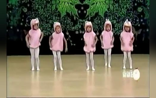 幼儿视频舞蹈小鸡舞兔子大全儿童连续反思中班幼儿园儿歌孵视频课后播放图片
