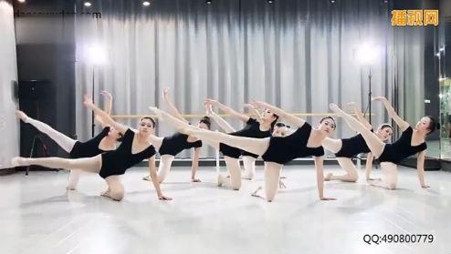 民族舞基本功 民族舞教学视频