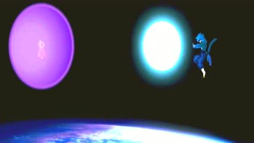龙珠超:全王VS最强形态的赛亚人,这次全王终于战败了
