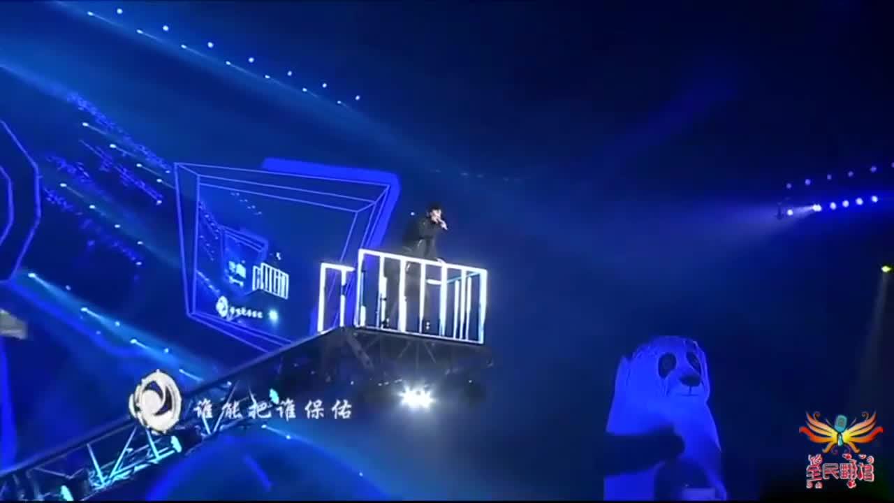 孙楠最新翻唱经典歌曲《拯救》高音还是一如既往的犀利!