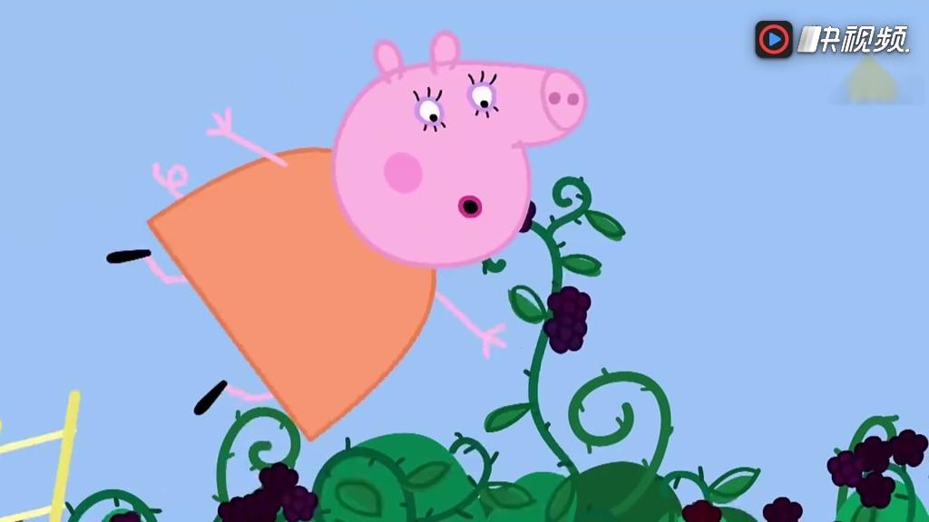 《小猪佩奇英文版》之最好的猪妈妈剪辑