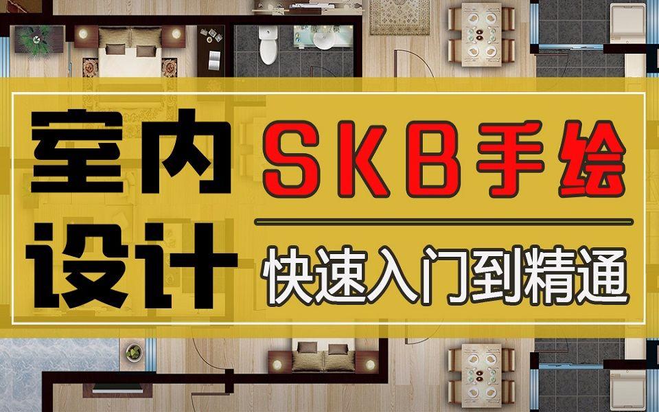 求助大神们,skb软件手绘教程有没有,新手求学习