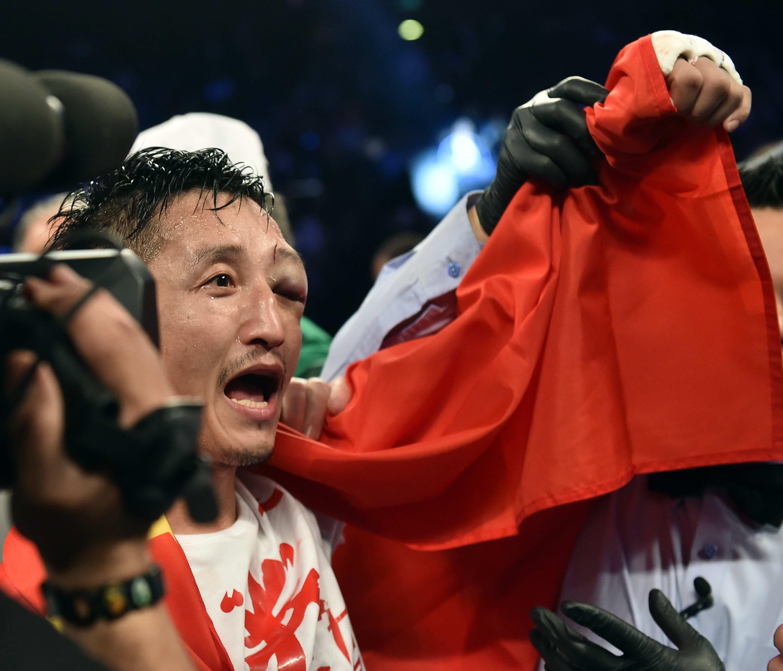 中国拳王邹市明败给日本选手 是不是秀恩爱太多了?