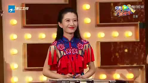 张韶涵演绎《淋雨一直走》,现场清唱西班牙神曲超好听