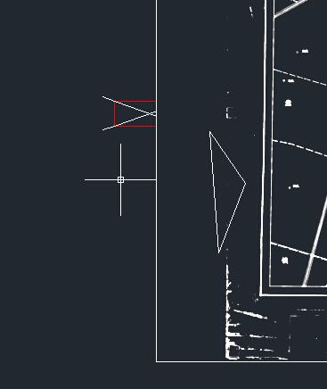 显示CAD的tif实体后,将图块v实体至tif上方不导入cad转图形曲线图片