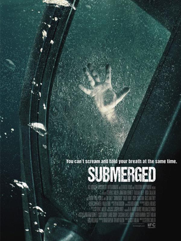 水下危机电影海报