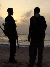现代海盗索马里