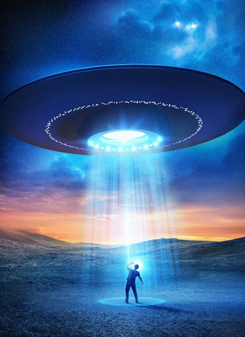 UFO目击密档