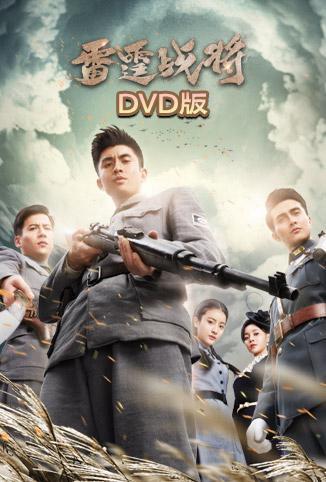 雷霆战将 DVD版