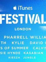 2014伦敦iTunes音乐节