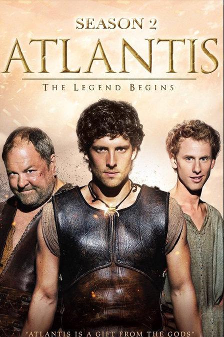 亚特兰蒂斯 第二电视剧全集在线观看,百度云下载