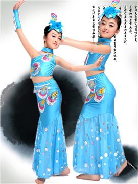 少儿傣族舞