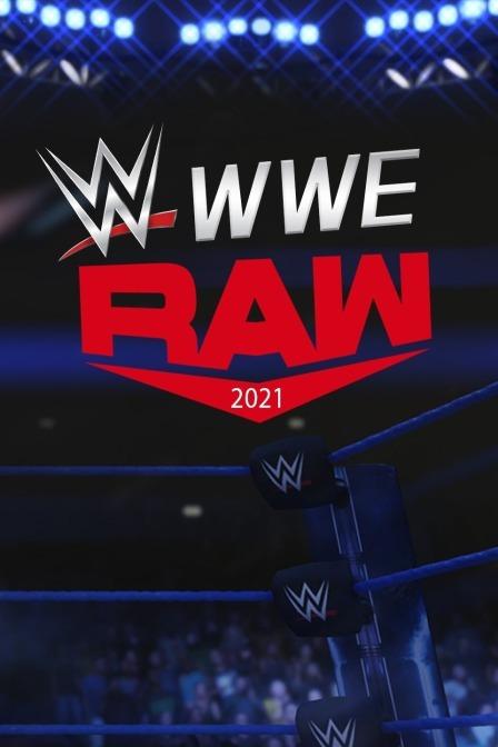WWE RAW 2021