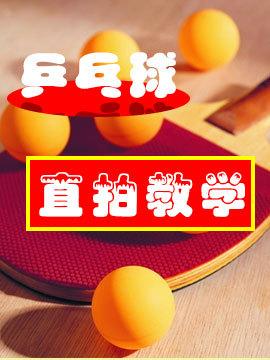 乒乓球直拍教学视频