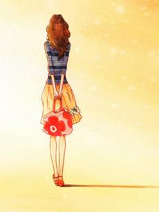 成年女性的动画时间