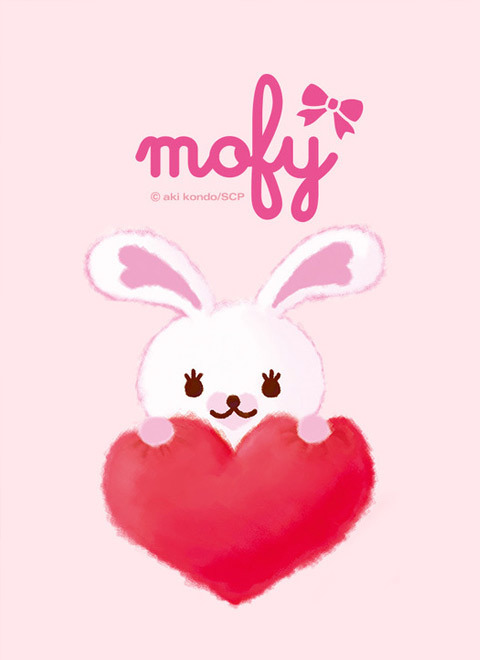 MOFY棉花小兔第二季