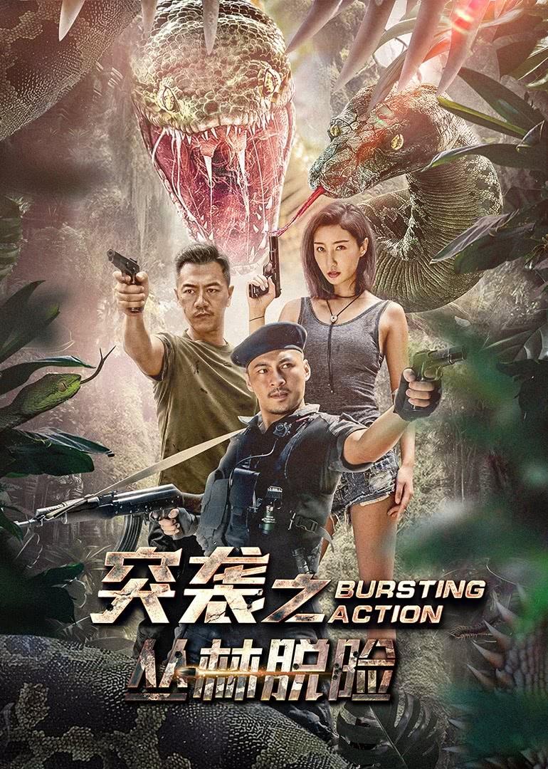 突袭之丛林脱险(动作片)