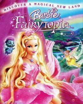 芭比公主之拇指姑娘