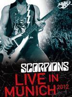 重金属巨头蝎子乐队2012慕尼黑演唱会