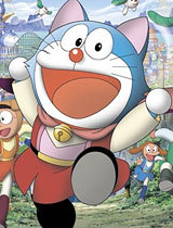 哆啦A梦2004剧场版:大雄的猫狗时空传 国语