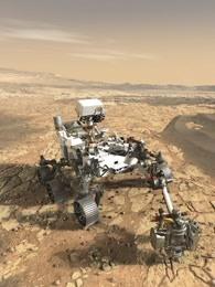 好奇号的火星征程