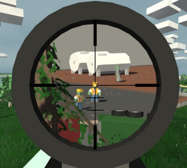 unturned生存建造游戏视频
