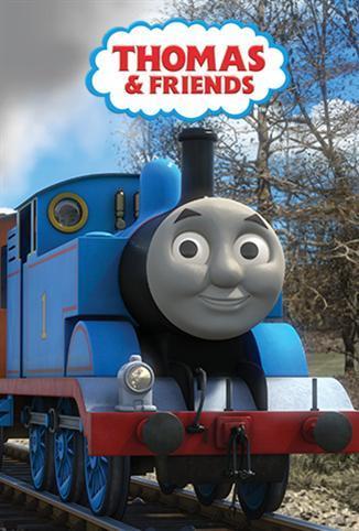 托馬斯和他的朋友們第二十一季英文版