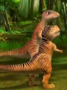 恐龙系列之丛林奇遇DVD