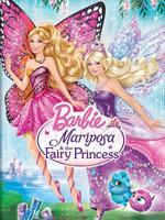 芭比之蝴蝶仙子与精灵公主